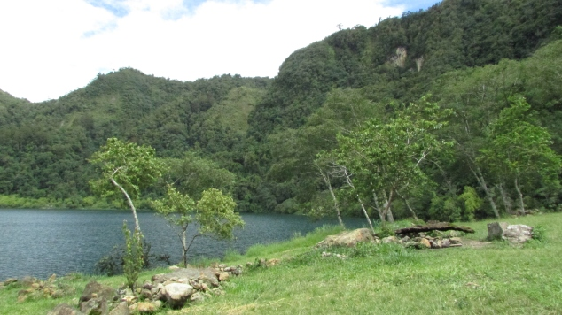 Lake Holon Campsite
