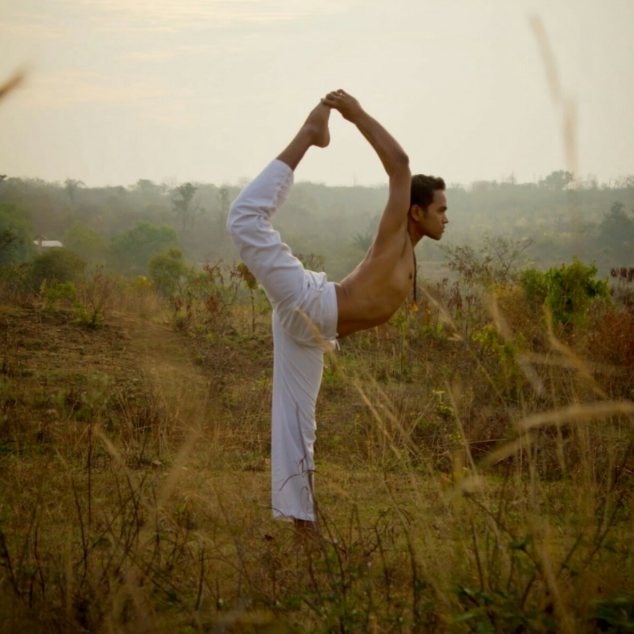 Vinay Jesta - Bodhi Yoga Center's Lead Trainer